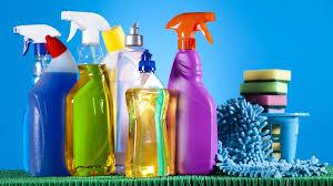 مواد شیمیایی خانگی ، آفت کش ها ، دترجنت ، وایتکس ، آئرسول ، شوینده ها ، حشره کش ها ، پاک کننده ها ، چسب ، حلال ها